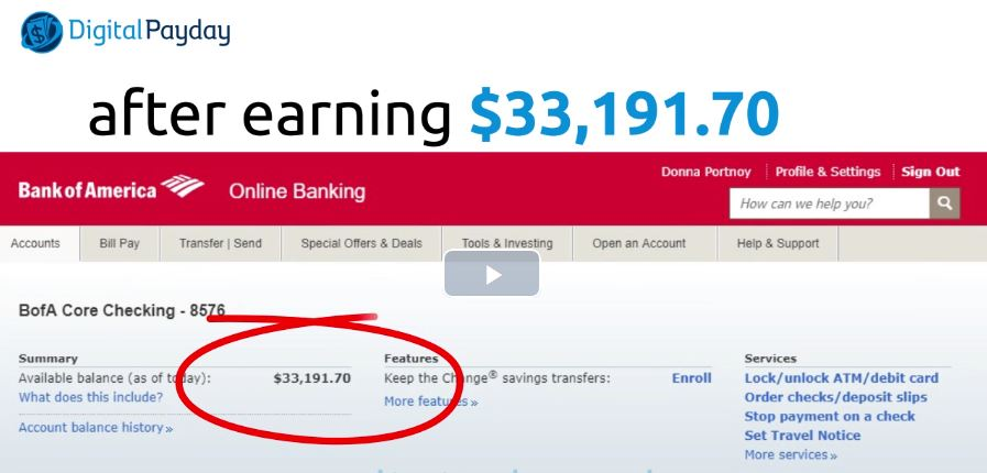 Digital Payday Is a Scam