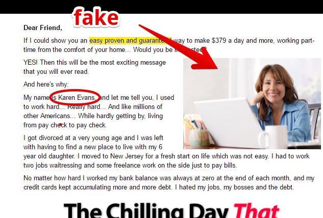 Karen-Evans-scam