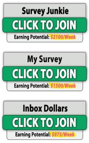 My Survey Jobs Ridiculous Income Claims