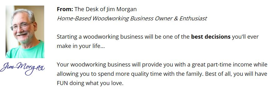 Is Jim Morgan Wood Profits A Scam Is 150k A Year