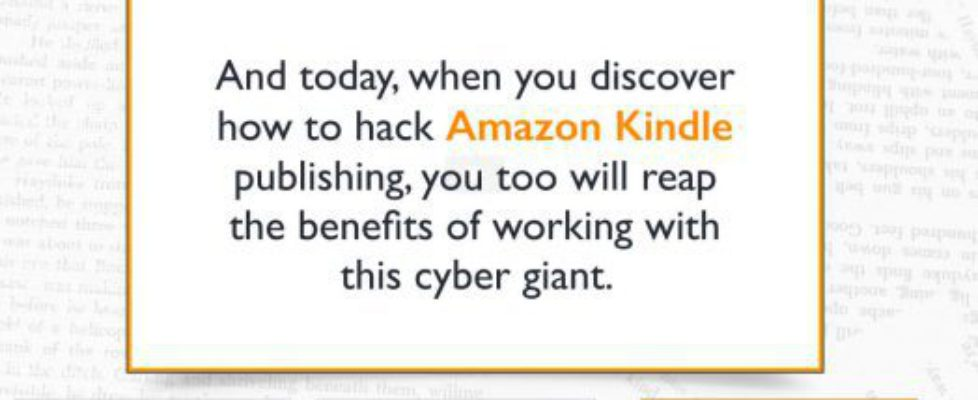 Kindle Sniper Is a Scam