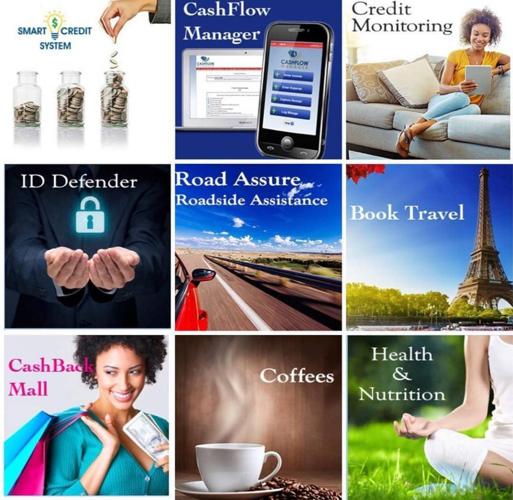 MyEcon Products