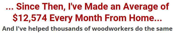 Wood Profits Banner