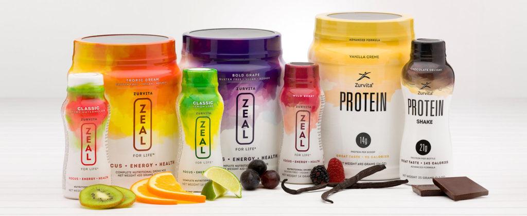 Zurvita Products