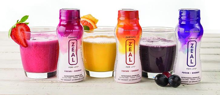Zurvita Products 2