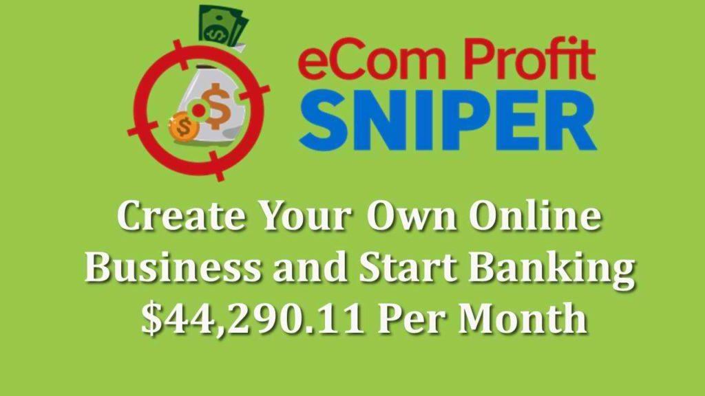 eCom Profit Sniper 44k