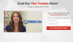 Your Freedom Mentor Reviews