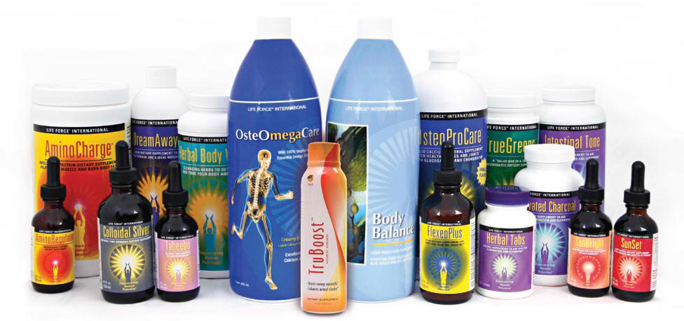 Life Force International Products