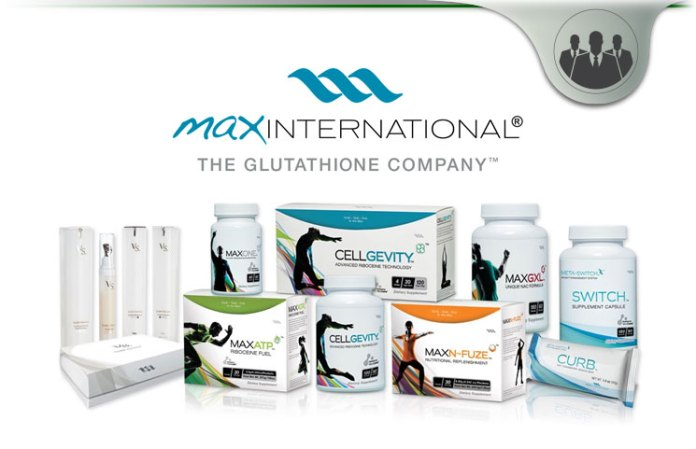 Max International Products 2