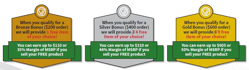 VoxxLife Business builder Kits