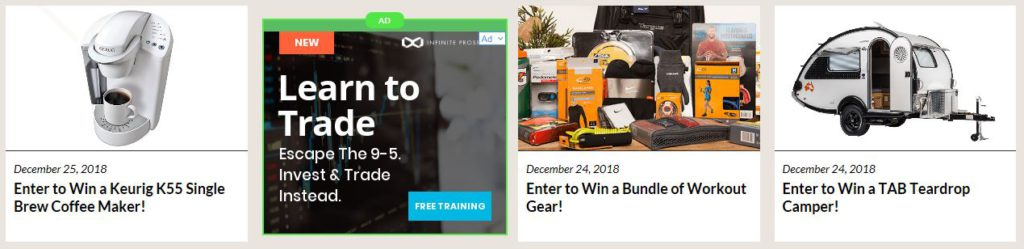 Get It Free Sweepstakes