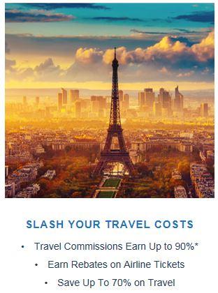 Global Travel International Banner 2