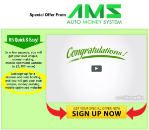 Is Auto Money System a Scam