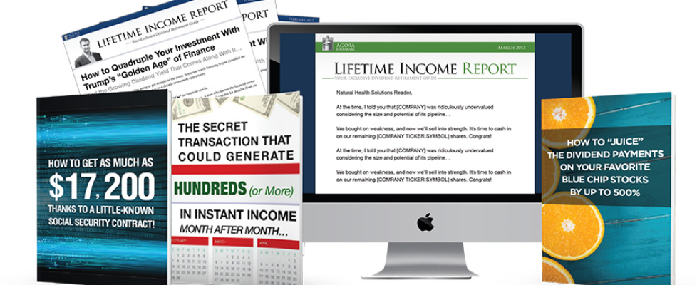 Is Lifetime Income Report a Scam