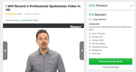 Jason On Fiverr