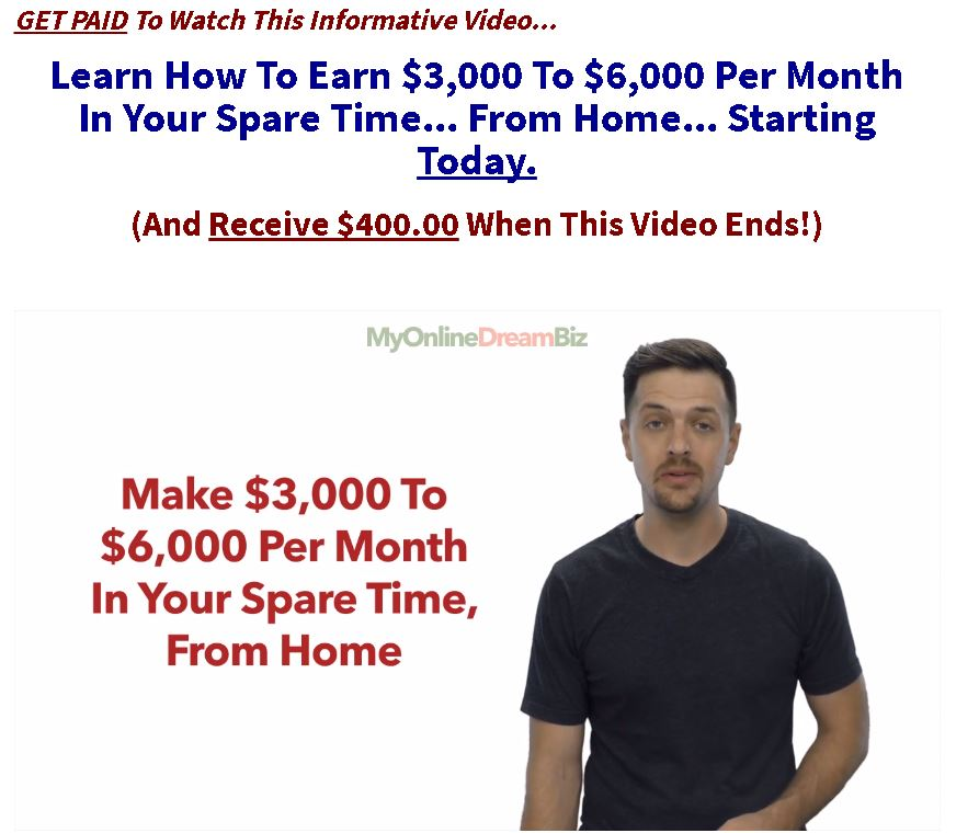 Is My Online Dream Biz a Scam