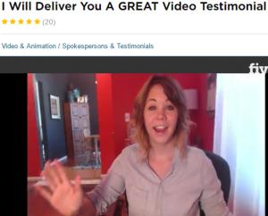 Paid To Send Email Fake Testimonial 2