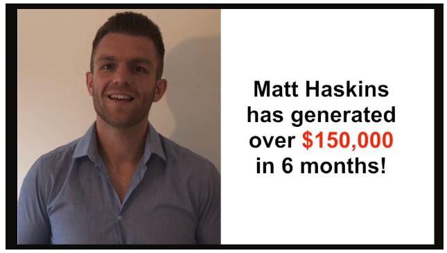 Voice Cash Pro Matt Haskins