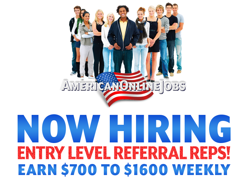 American Online Jobs Pay