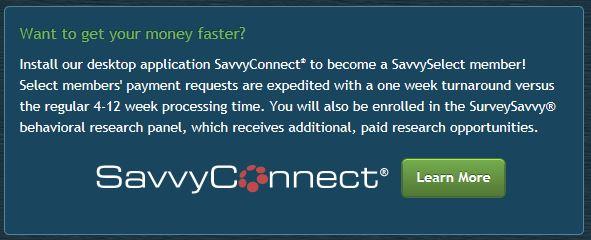 SavvyConnect Banner