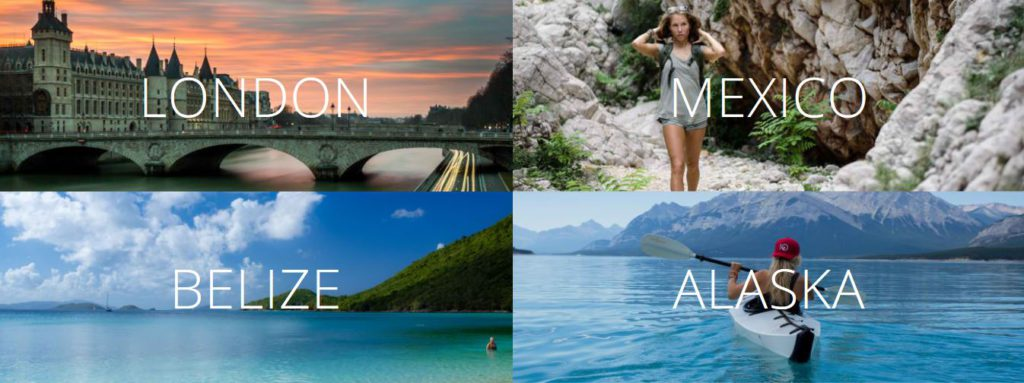Traverus Global Travel Destinations