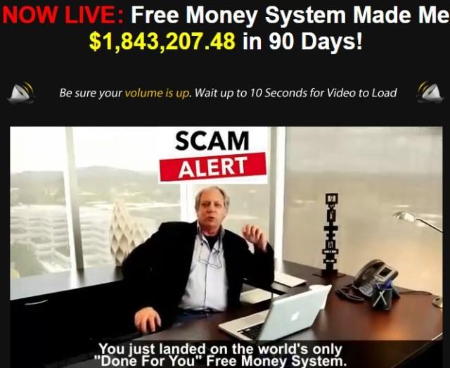 Walter Green Free Money System