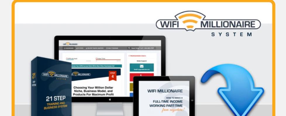 Wi-Fi Millionaire Reviews