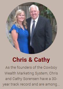Chris and Cathy Sorensen